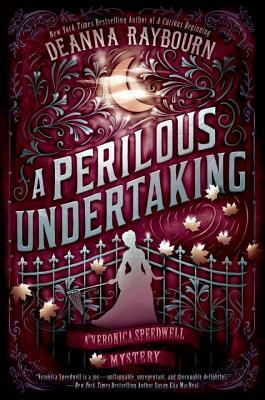 Audiobook Reviews – A Perilous Undertaking by Deanna Raybourn