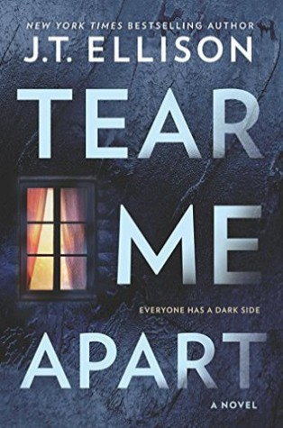 Review – Tear Me Apart by J.T. Ellison