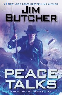 Peace Talks  by Jim Butcher