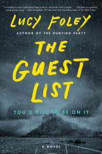 Audiobook Review – The Guest List by Lucey Foley